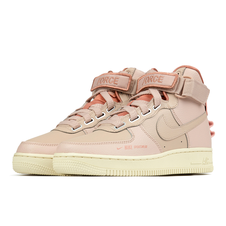 Sneakers Nike Air Force 1 High Utility particle beige (AJ7311 200)