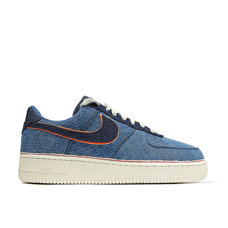 Nike Air Force 1 Premium Denim | Nike, Premium denim, Nike