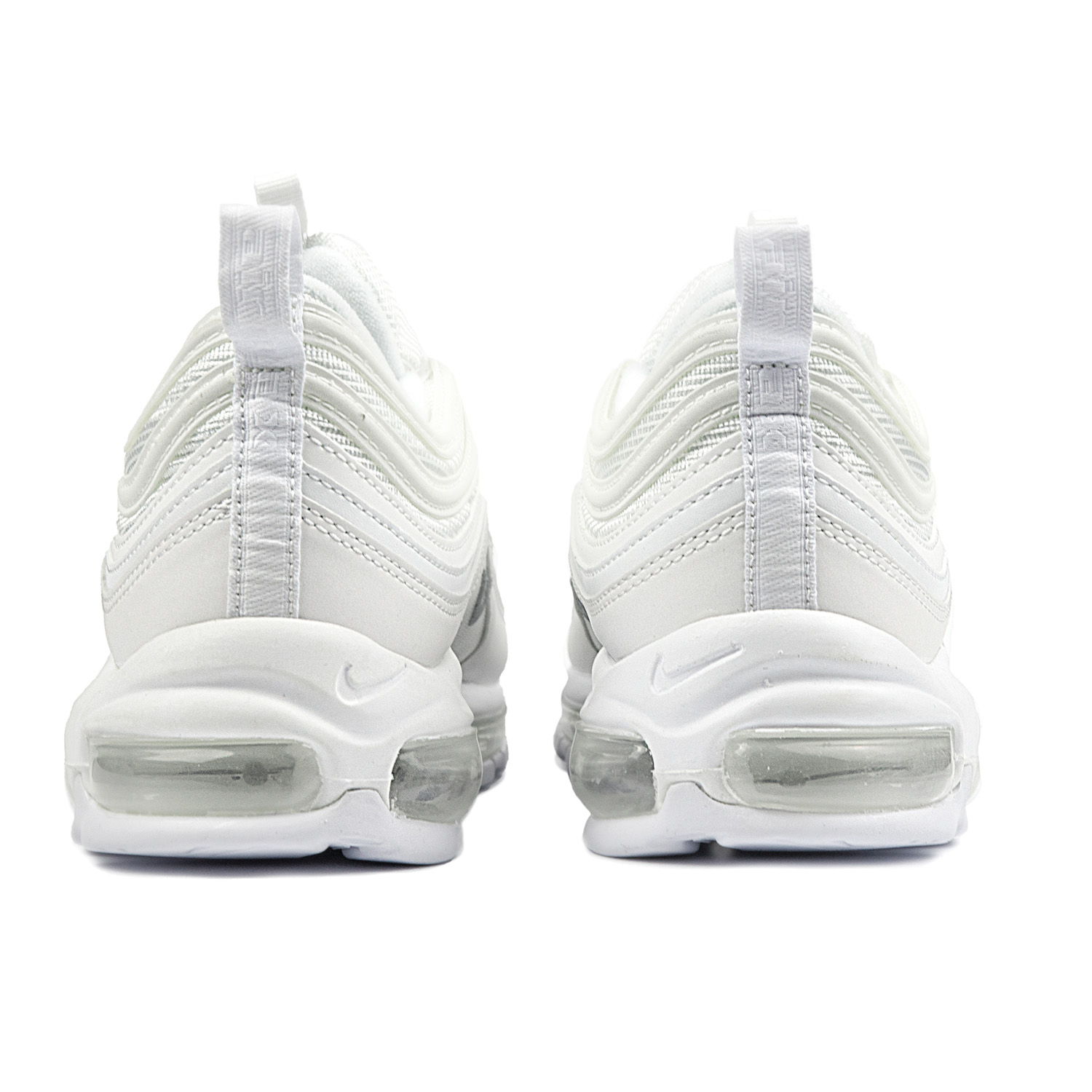 Nike Air Max 97 White Wolf Grey 921826 101 US Size 7